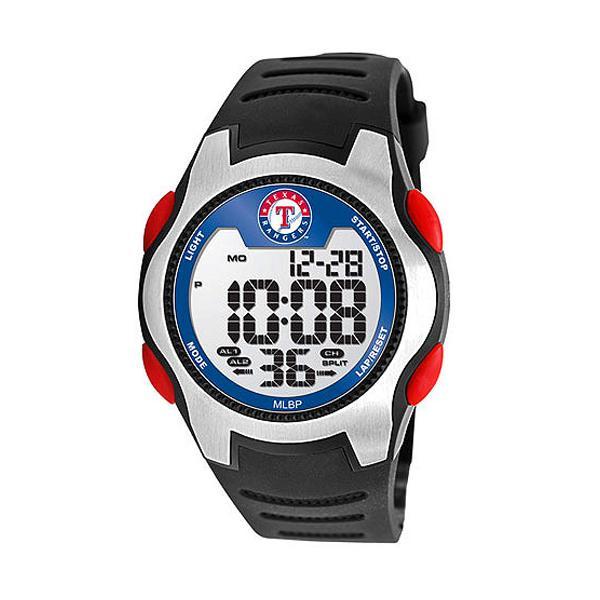あす楽対応 期間限定 日本未発売のMLB公認チームロゴ入り腕時計 MLB レンジャーズ 腕時計 ゲームタイム セール特価品 Camp Watch Training TIME GAME 1021KK