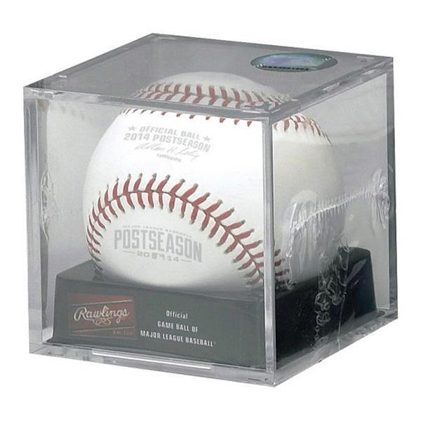 MLB ボール ローリングス/Rawlings 2014 Official Postseason Cubed Baseball【1910価格変更】