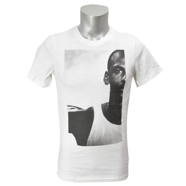 ナイキ ジョーダン/NIKE JORDAN Tシャツ ホワイト WINGS PHOTO Tシャツ【1910価格変更】