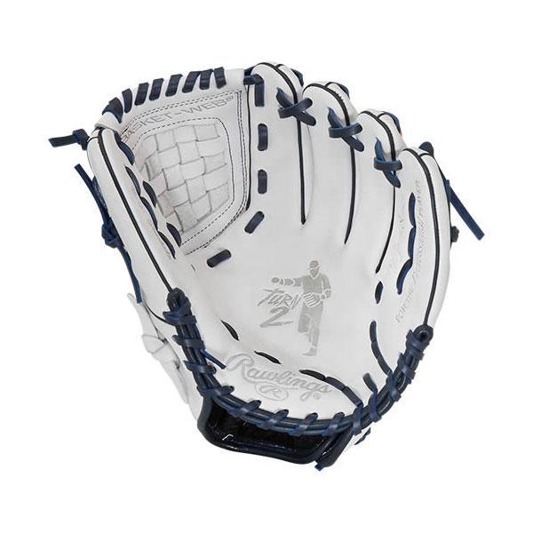 -美国职棒大联盟洋基队长手套滚动 /Rawlings (德里克 · 杰特最后赛季 11.5 心的隐藏的棒球手套)