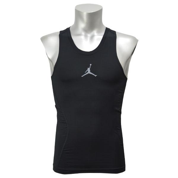 e186ee4bcb2 NIKE AIR JORDAN all-season compression tank top (black) ...
