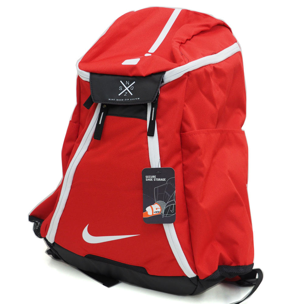 fdf855638d5 Nike hoops elite max air team backpack Nike /Nike University red / black ...