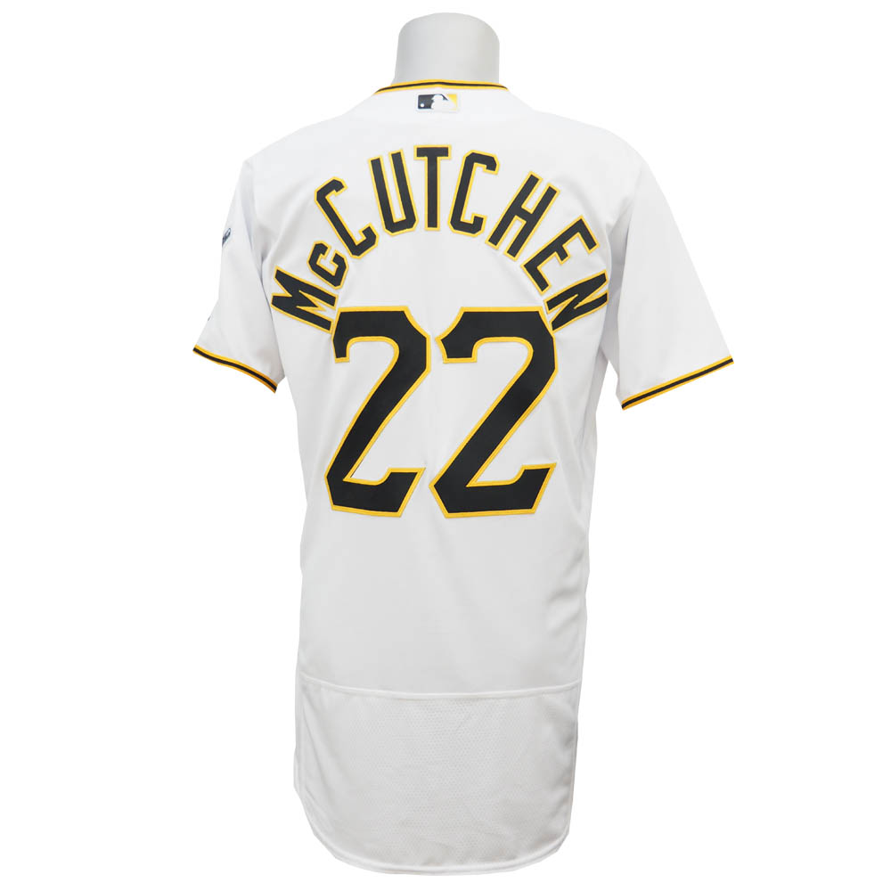 MLB パイレーツ アンドルー・マカチェン フレックスベース オーセンティック プレーヤー ユニフォーム マジェスティック/Majestic