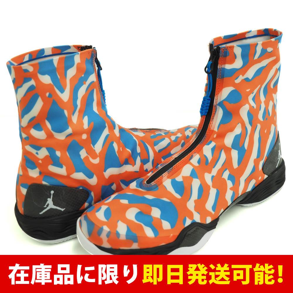 ジョーダン JORDAN AIR XX8 ナイキ Nike Photo Blue White-Black Photo Blanc-Noir