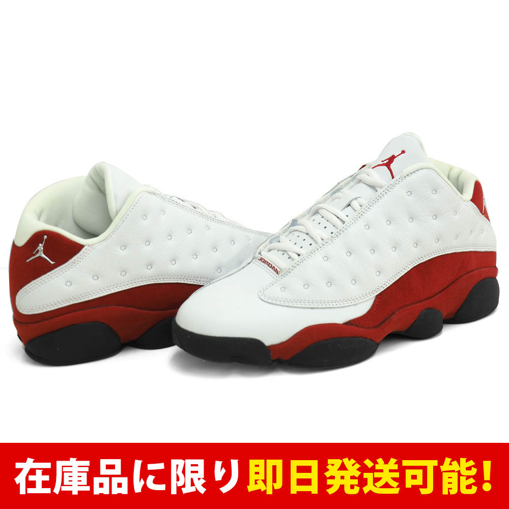 ジョーダン White JORDAN AIR 13 LOW ナイキ Nike White ナイキ Metallic Nike Silver-Varsity Red-Black, 大きいサイズの下着店ミセスエール:b9513557 --- jpworks.be