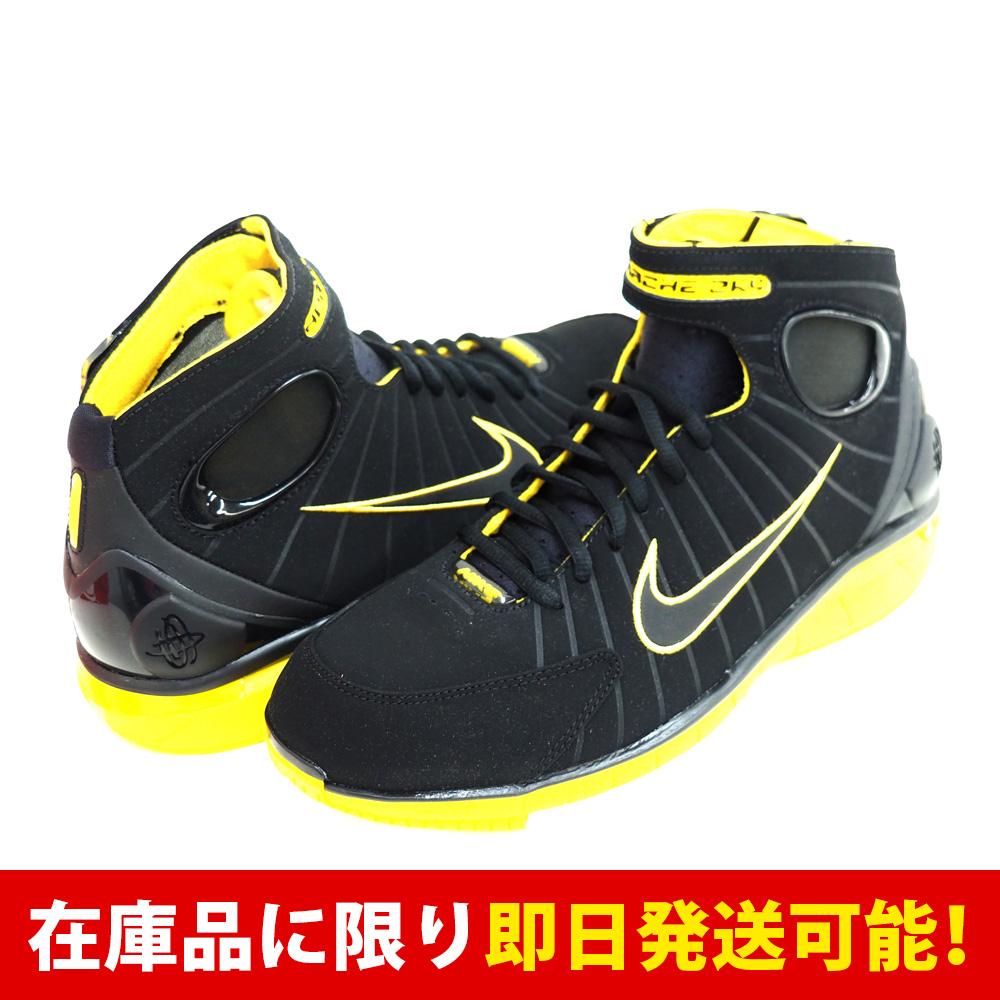 09d36cdd55f And Kobe Bryant AIR ZOOM HUARACHE 2 k 4 Nike  Nike Black Varsity Maize-White
