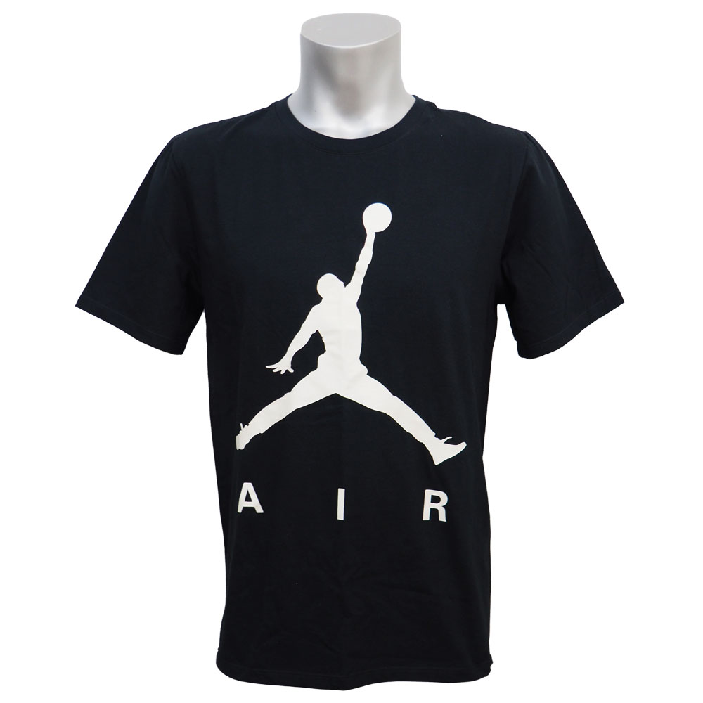 7bbe5b53be9 Nike Jordan /NIKE JORDAN Jumpman air Pearlescent T shirt black ...