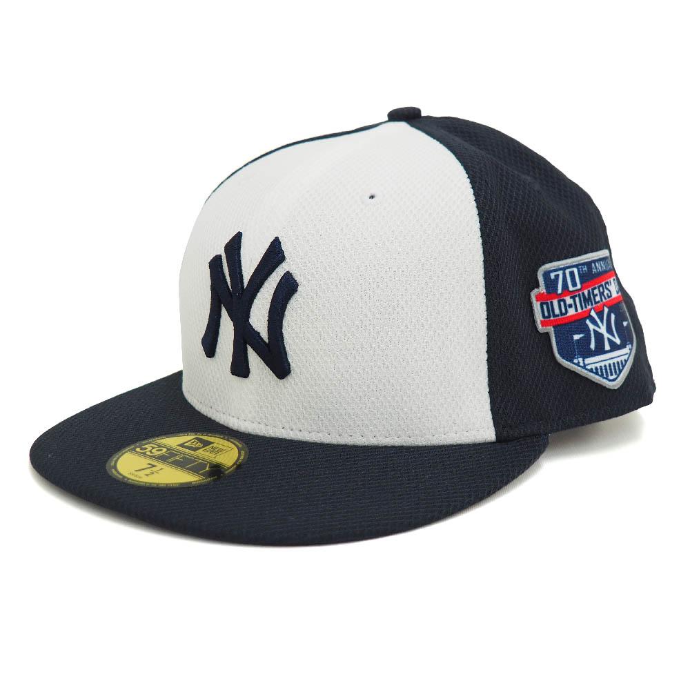 ヤンキース キャップ ニューエラ NEW ERA MLB オールド タイマーズ デー ダイアモンド エラ 59FIFTY ホーム【セール】【1910価格変更】【191028変更】
