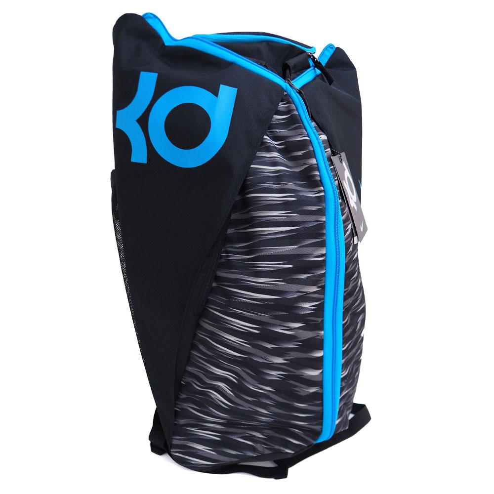 Nike Kd Kevin Durant Max Air 8 Backpack Black Blue