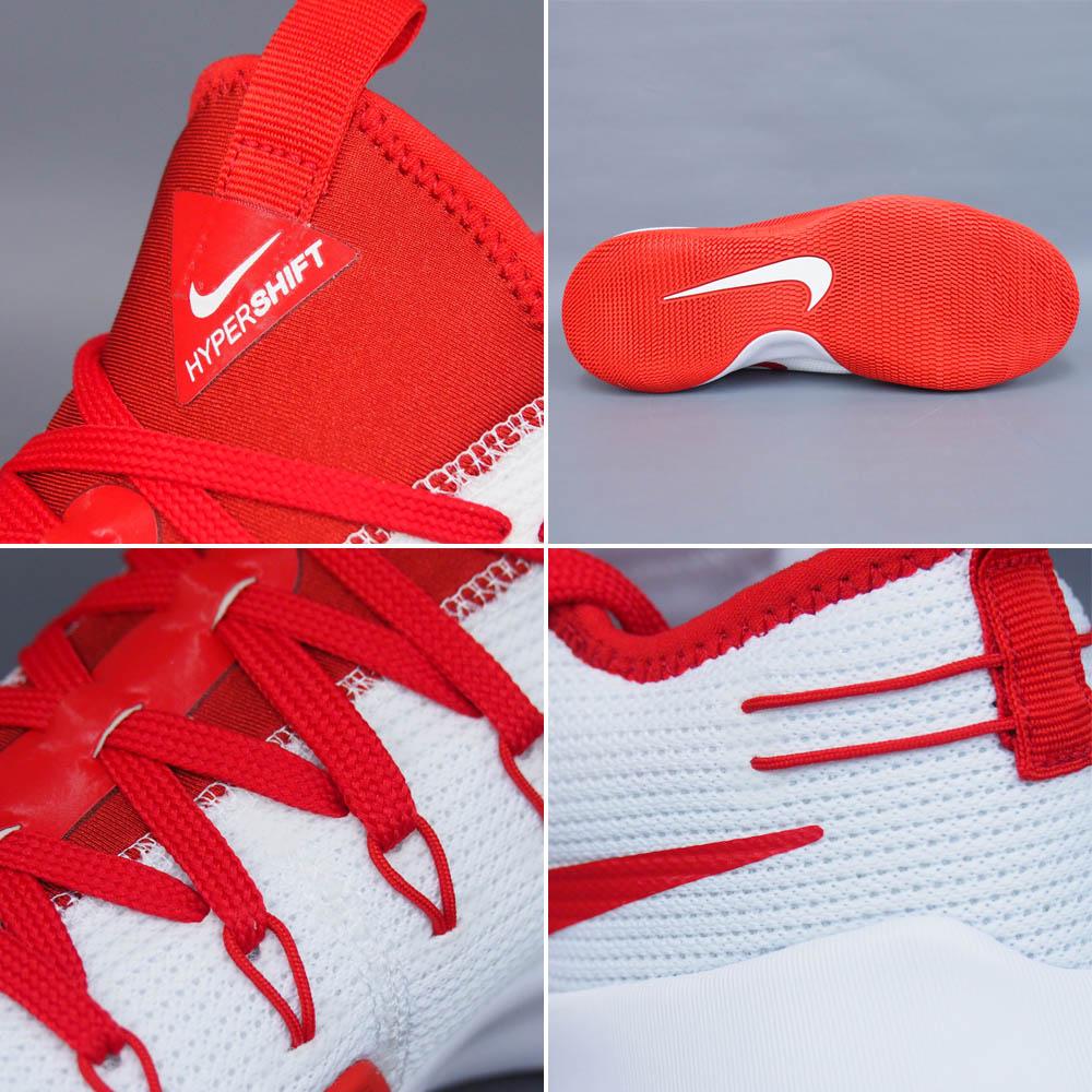 NIKE / Nike hyper shift HYPERSHIFT TB JP 897076-170 University Red