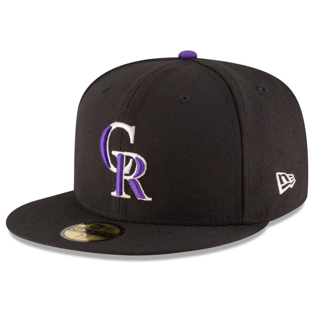 ロッキーズ キャップ ニューエラ NEW ERA MLB オーセンティック オンフィールド 59FIFTY ゲーム【1910価格変更】【191028変更】