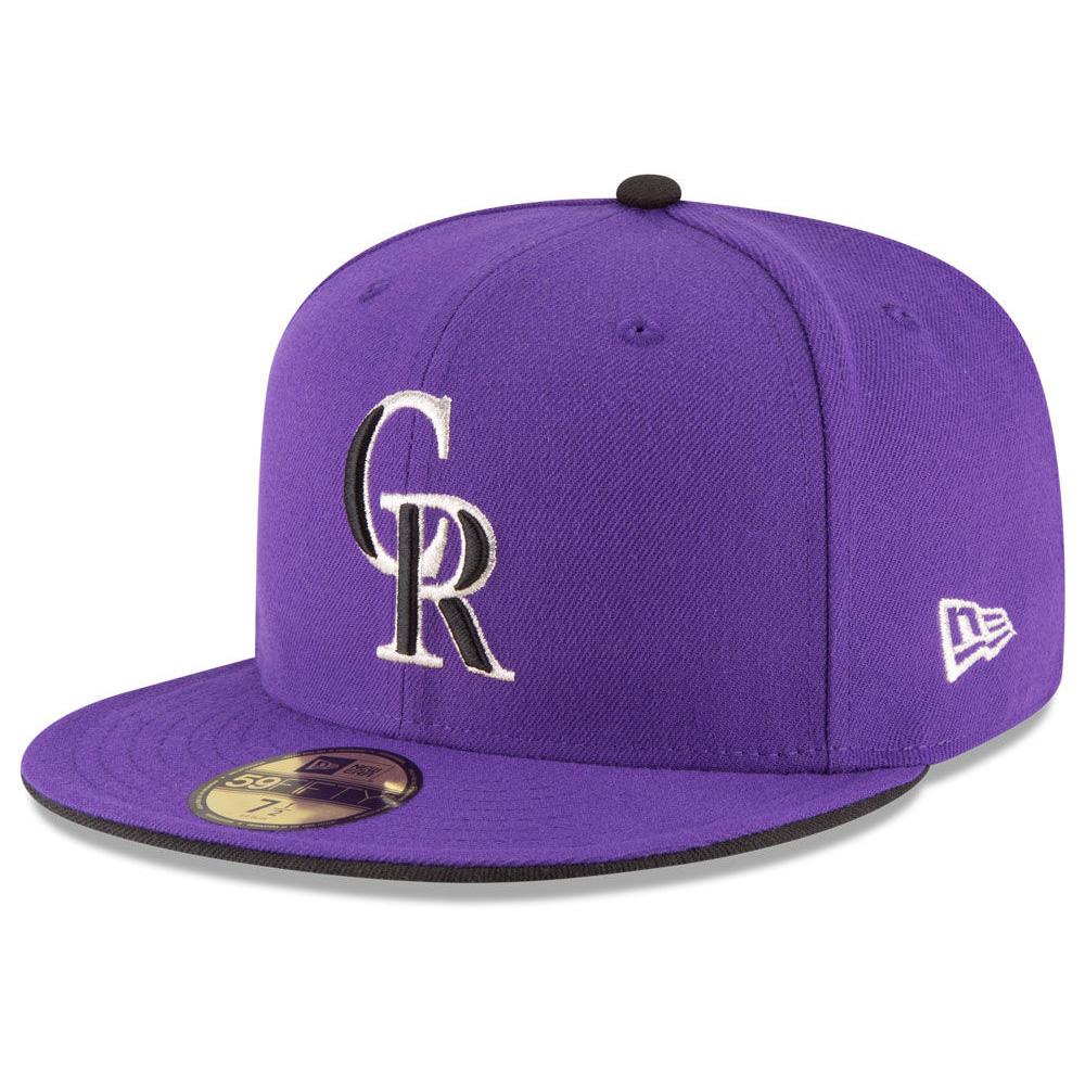 ロッキーズ キャップ ニューエラ NEW ERA MLB オーセンティック オンフィールド 59FIFTY オルタネート2【1910価格変更】【191028変更】