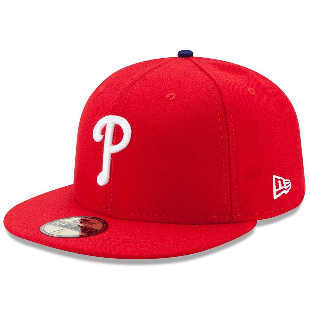 フィリーズ キャップ ニューエラ NEW ERA MLB オーセンティック オンフィールド 59FIFTY ゲーム【1910価格変更】【191028変更】
