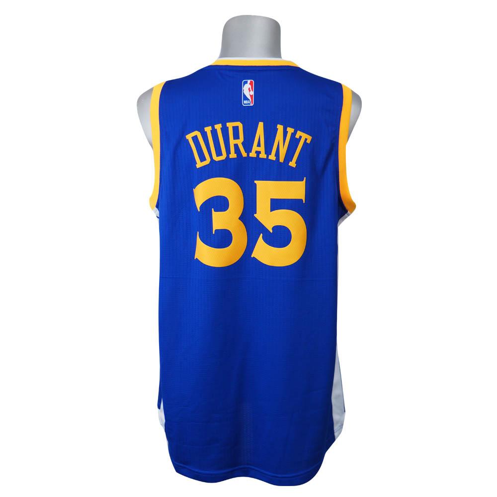 NBA ウォリアーズ ケビン・デュラント スウィングマン ユニフォーム アディダス/Adidas ロード【セール】