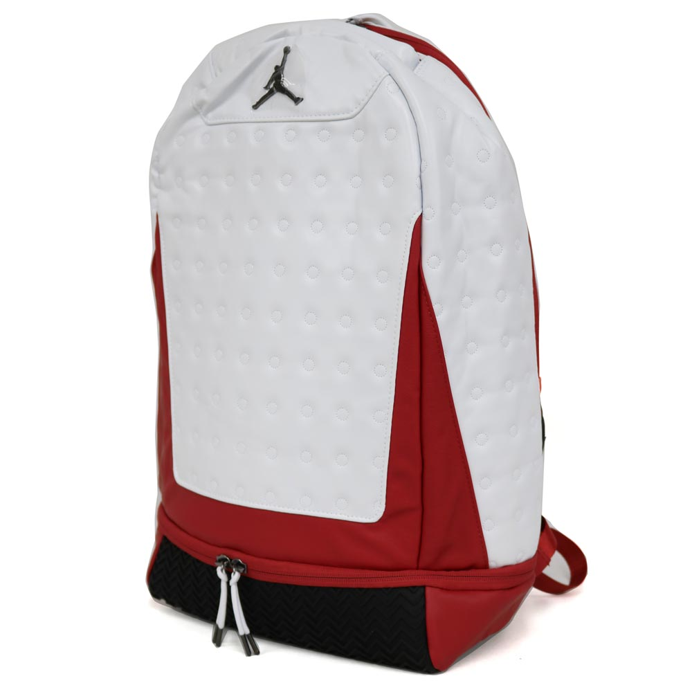 45fbc9e24fc 13 Nike Jordan /NIKE JORDAN Jordan nostalgic backpack red / white  9A1898-001 ...