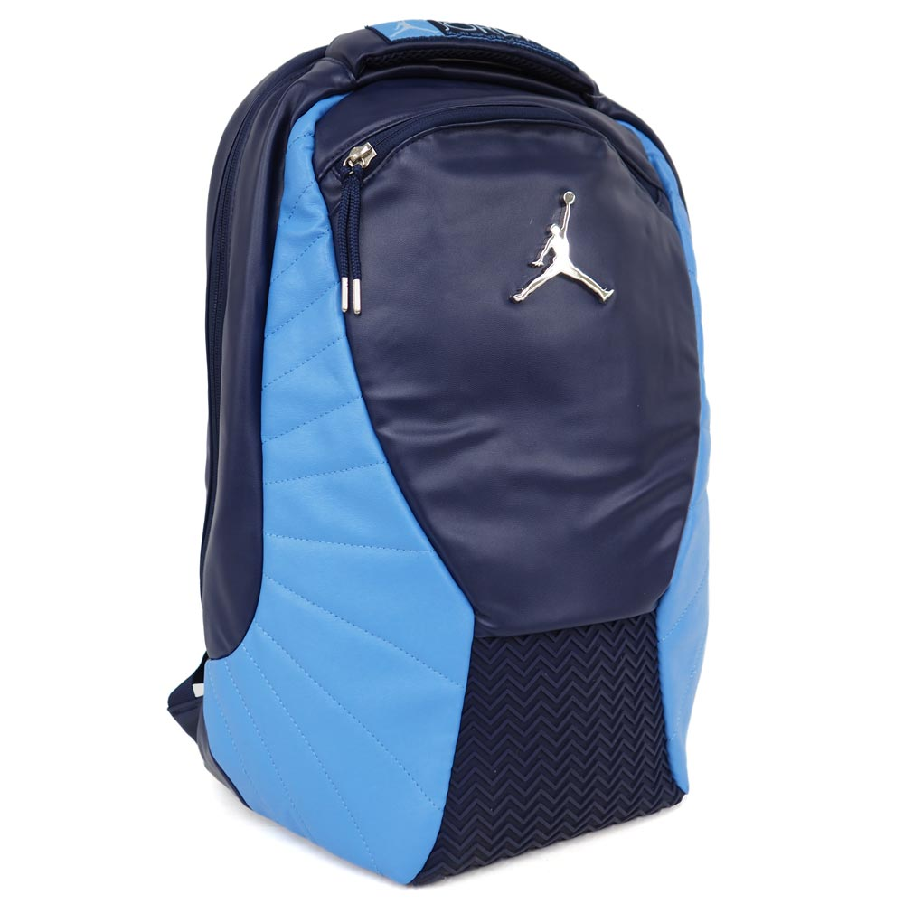 5fbd39aa624e 12 Nike Jordan  NIKE JORDAN Jordan nostalgic backpack   rucksack men  9A1773-U90 navy   blue rare item rare item rare item