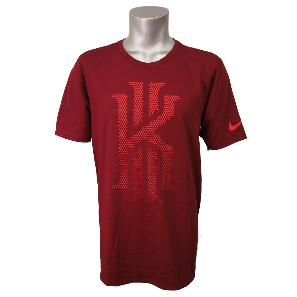 ナイキ カイリー/NIKE KYRIE DRI-FIT ドライ ミューテッド Tシャツ Team Red【1910価格変更】【1911NBAt】