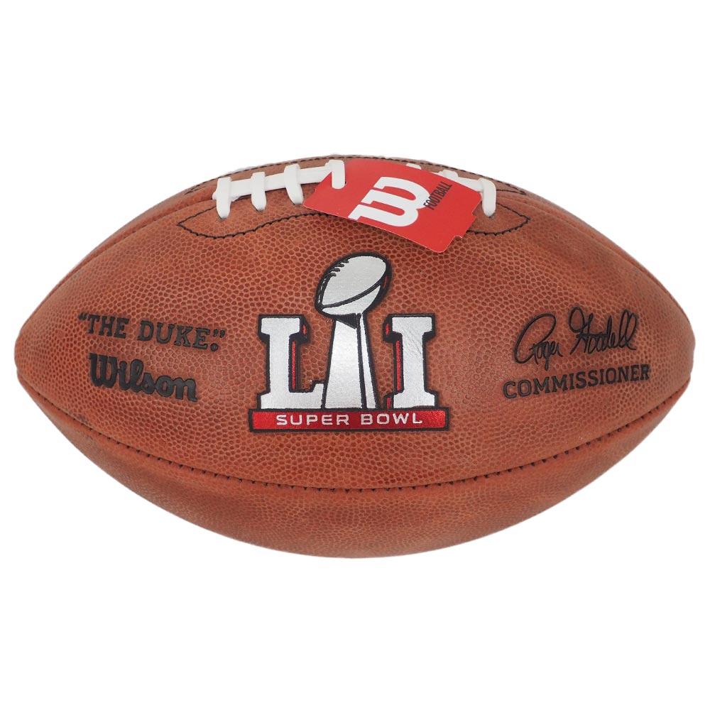NFL 第51回スーパーボウル ゲーム ボール ウィルソン/Wilson【1910価格変更】