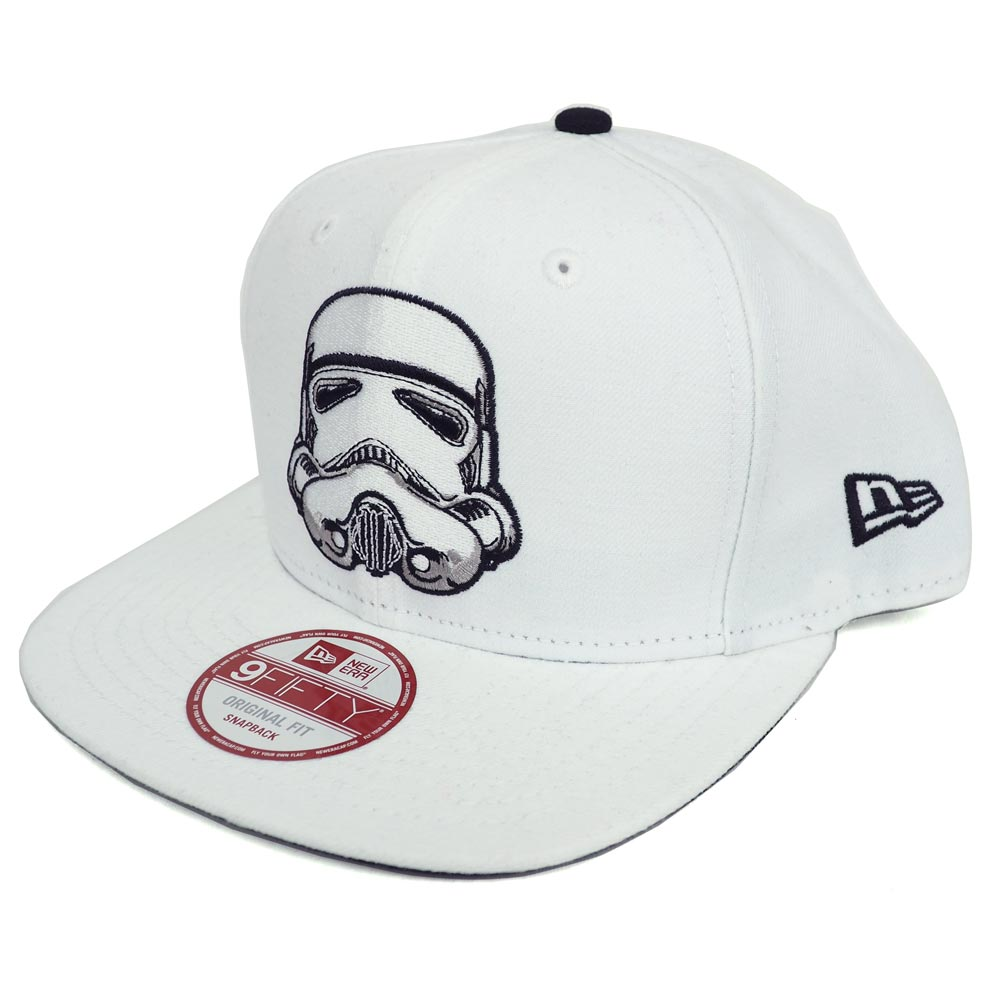 big sale 05c3e 834b9 ... ireland new gills new era star wars storm true parser id crest 9fifty  cap white a1bee