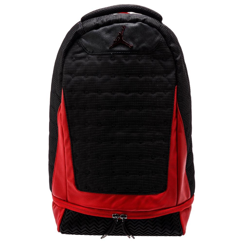 2cd60213866e4d 13 Nike Jordan  NIKE JORDAN Air Jordan nostalgic backpack black 9A1898-KR5