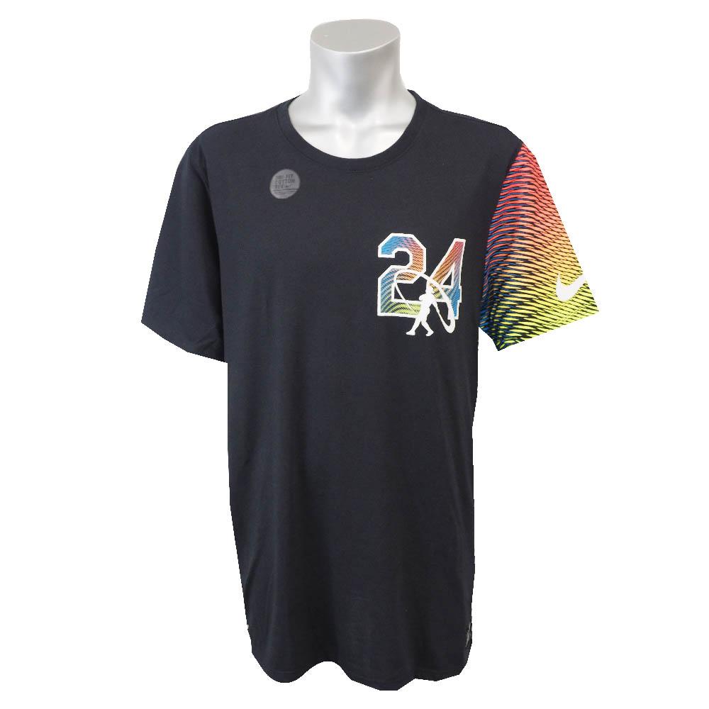 ケン・グリフィーJR. スイングマン Dri-Blend チームワーク Tシャツ ナイキ/Nike ブラック 811469-010 レアアイテム【1910価格変更】【1112】