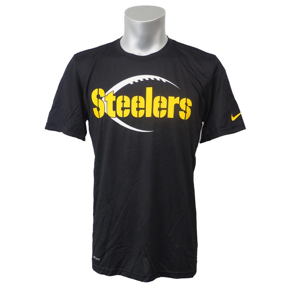 4041473c MLB NBA NFL Goods Shop: NFL Steelers NK dry fitting LGD T-shirt Nike ...