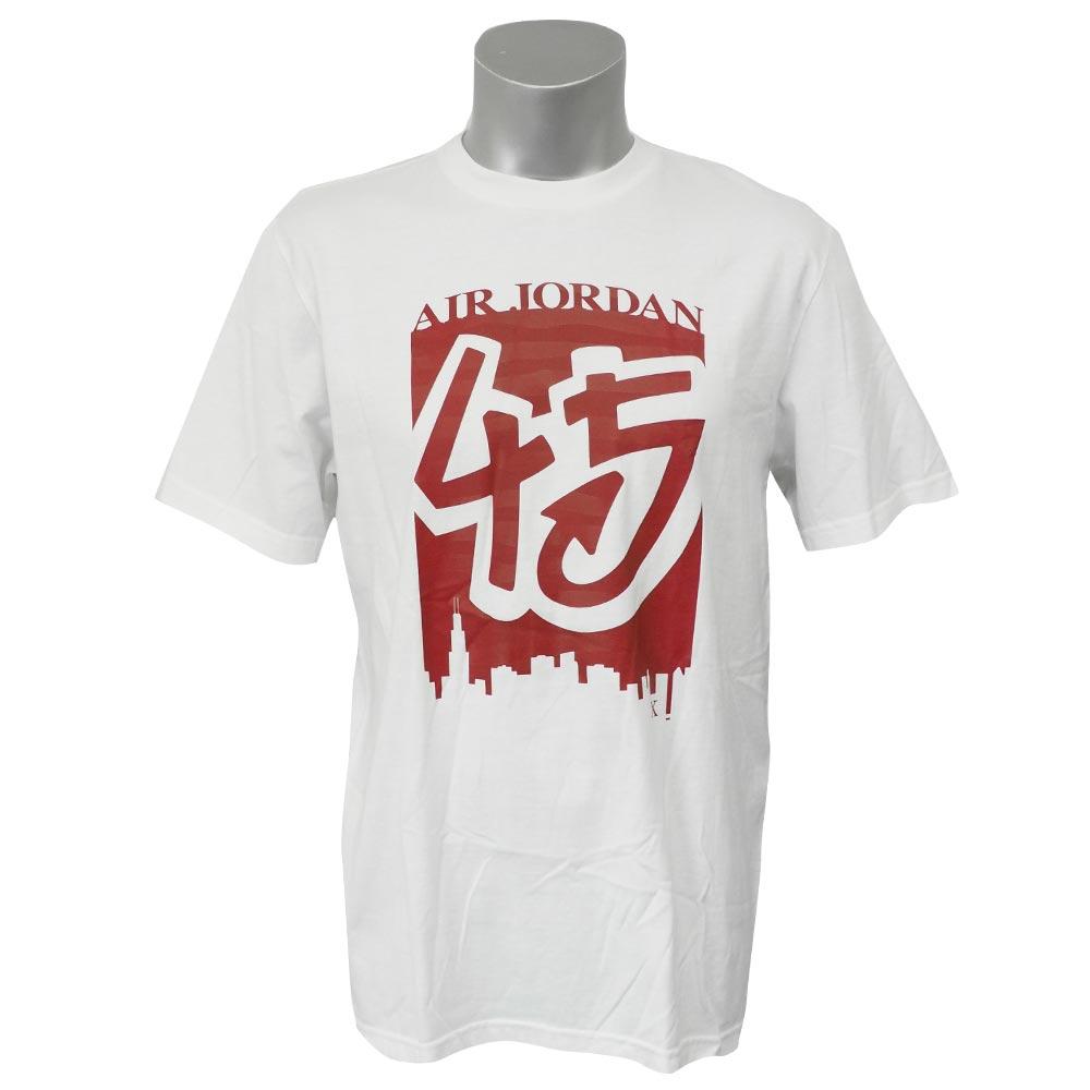 a28a0ed0349 Nike Jordan /NIKE JORDAN Air Jordan 10 nostalgic skyline T-shirt white  642,504- ...