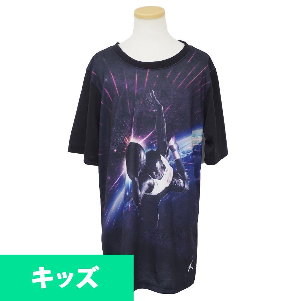 T Shirt Item Space Jam Rare Black Kids Ground Nike Jordan NmnOy0v8w