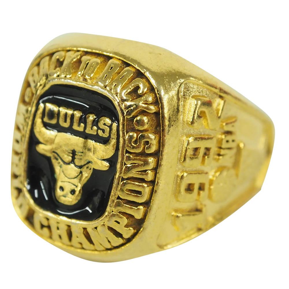NBA ブルズ 1992 ファイナル チャンピオン レプリカ リング レアアイテム【1910価格変更】