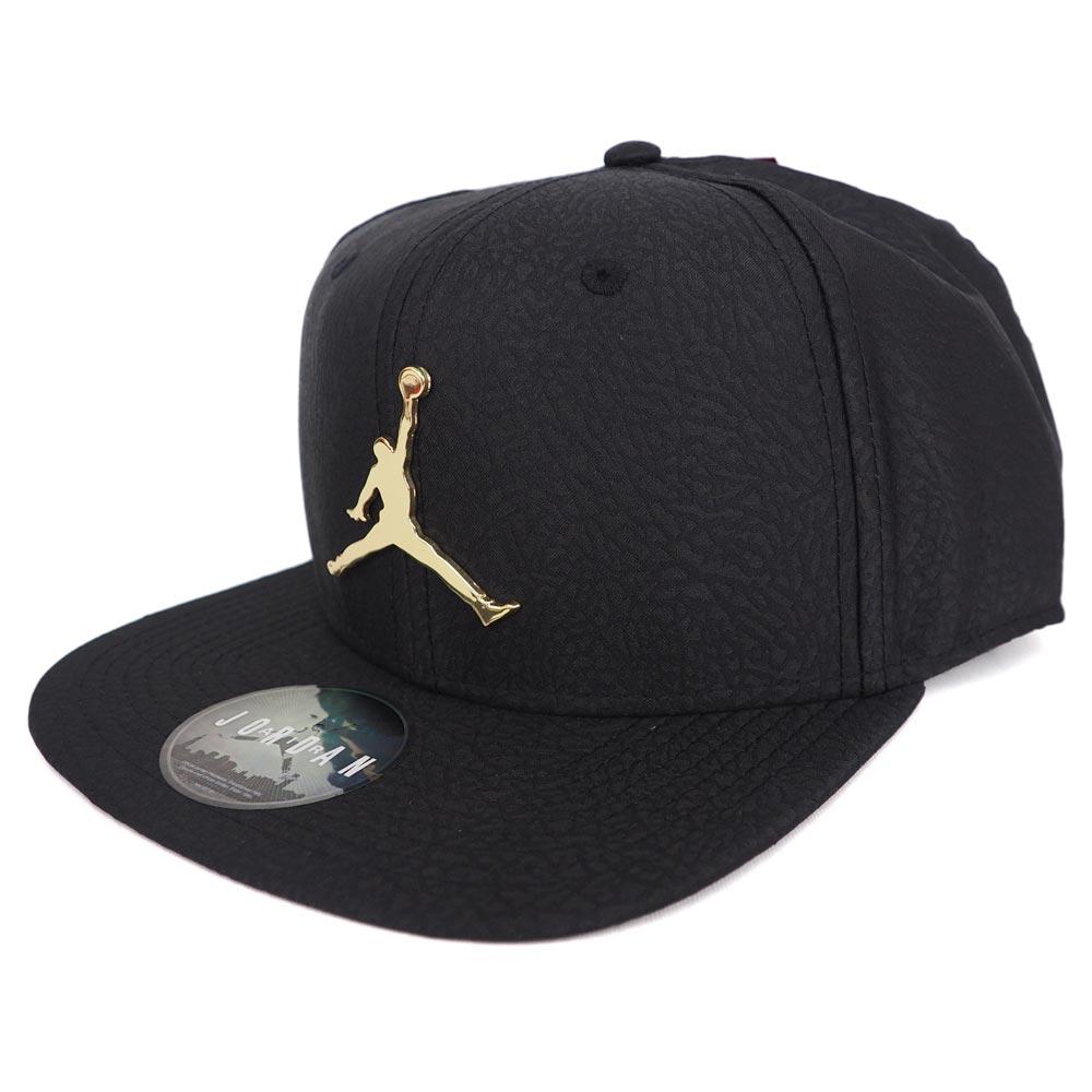 Nike Jordan  NIKE JORDAN JUMPMAN jump man elephant ingot cap black  AH1576-010 37a274b8c70