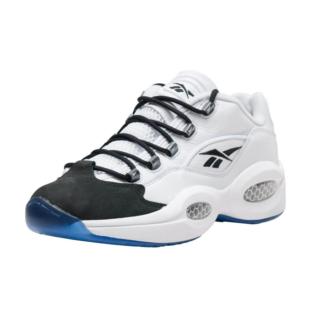 new arrivals 45bf9 4bfbc Allen Iverson question low R13 QUESTION LOW R13 shoes   basketball shoes  Reebok  Reebok black   white rare item
