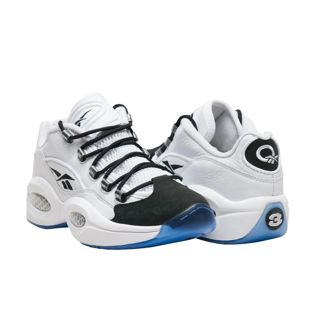4038705d6f75 Allen Iverson question low R13 QUESTION LOW R13 shoes   basketball shoes  Reebok  Reebok black   white rare item