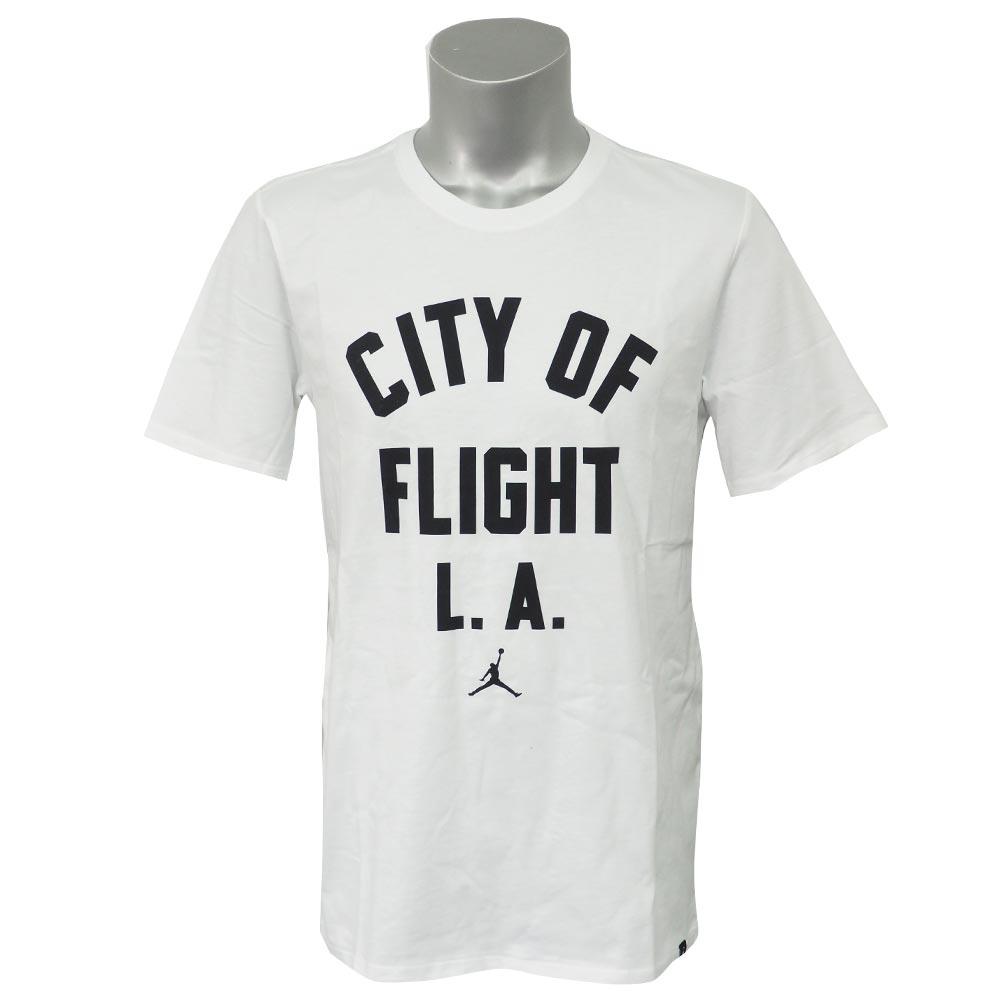 ナイキ ジョーダン/NIKE JORDAN ジップコード Tシャツ 913019-100【1910価格変更】