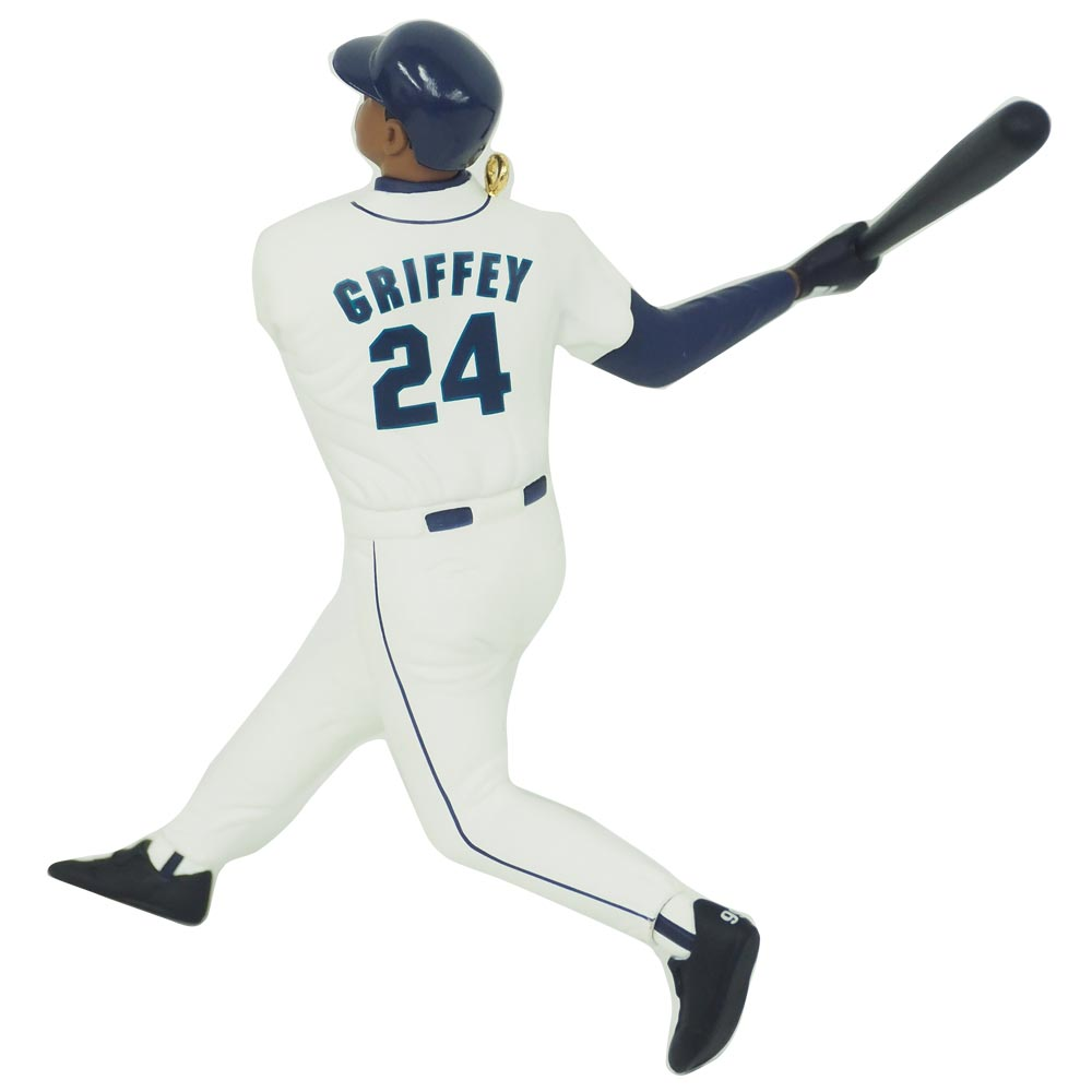 MLB Mariners Ken Griffey Jr. Christmas ornament 1999 Hallmark rare item 61473a8e8