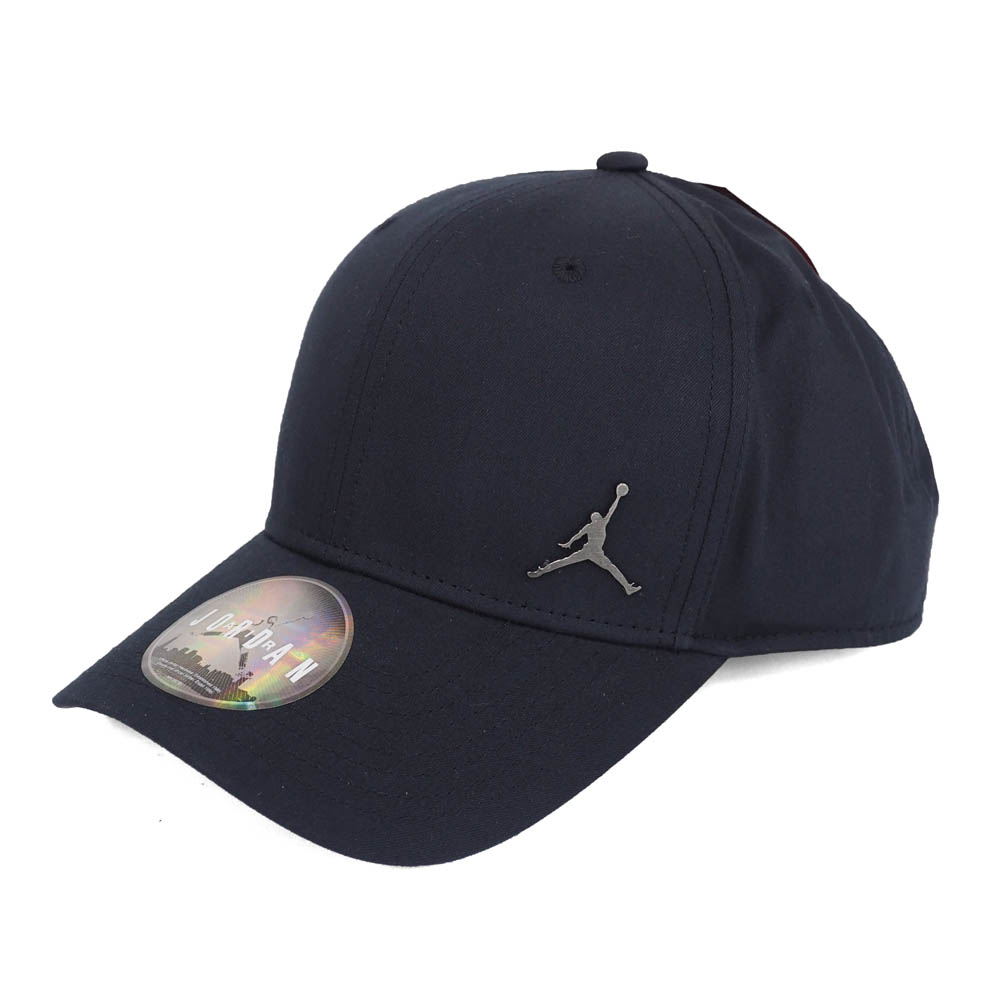 sneakers for cheap fc915 4062e Nike Jordan  NIKE JORDAN CLC99 metal jump man cap   hat black 899,657-010  ...