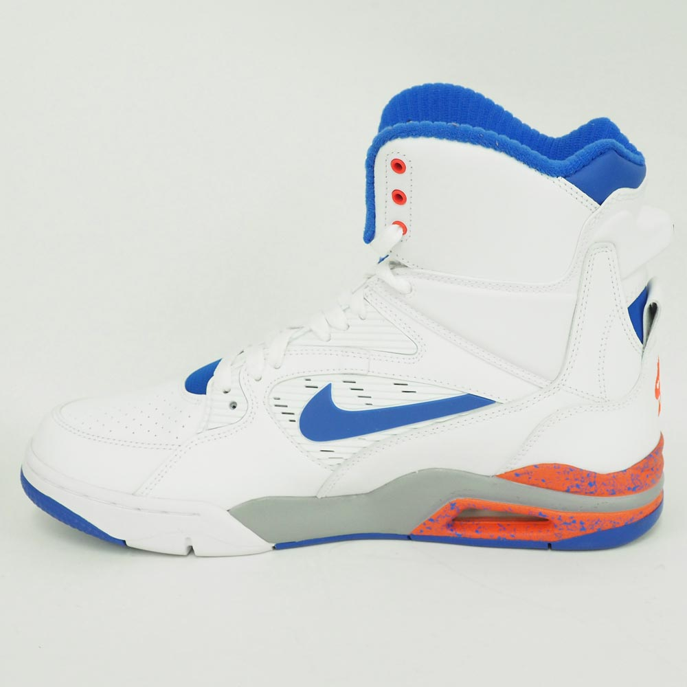 grand choix de 10de6 6a45b David Robinson Nike air command force NIKE AIR COMMAND FORCE basketball  shoes / shoes Nike /Nike white / blue 684,715-101 rare item