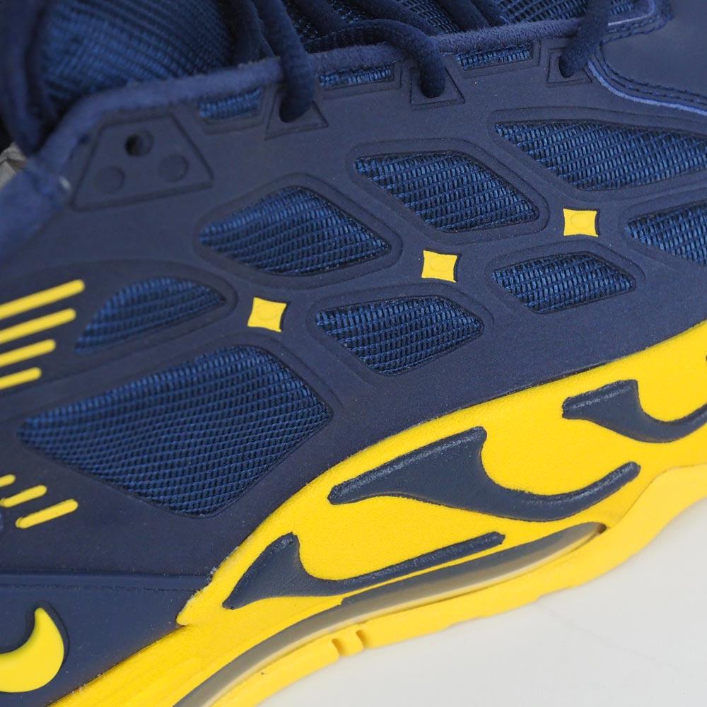 timeless design c2216 501d3 ... Wolverines Air Max pillar AIR MAX PILLAR basketball shoes   shoes Nike   Nike 525,226- ...