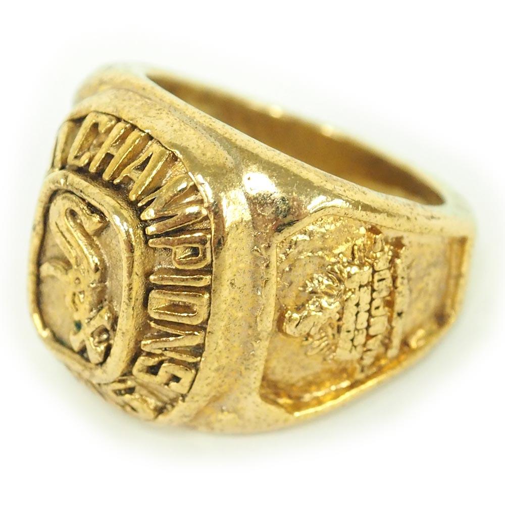 MLB ホワイトソックス レプリカ チャンピオンリング/指輪 2005 ワールドシリーズ優勝記念 レアアイテム【1910価格変更】
