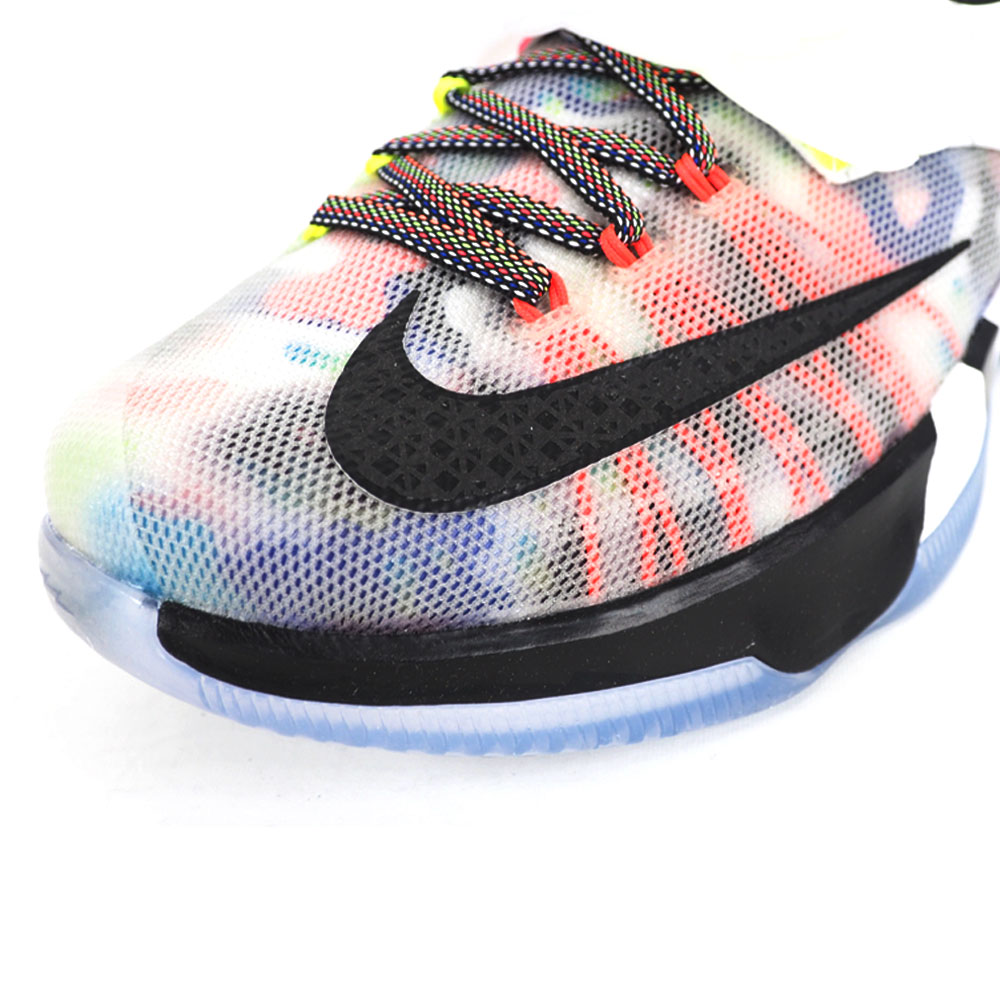 pretty nice c3c5c 35329 Nike KD NIKE KD Kevin Durant shoes   basketball shoes KD VII SE  multicolored 801,778-944 rare item