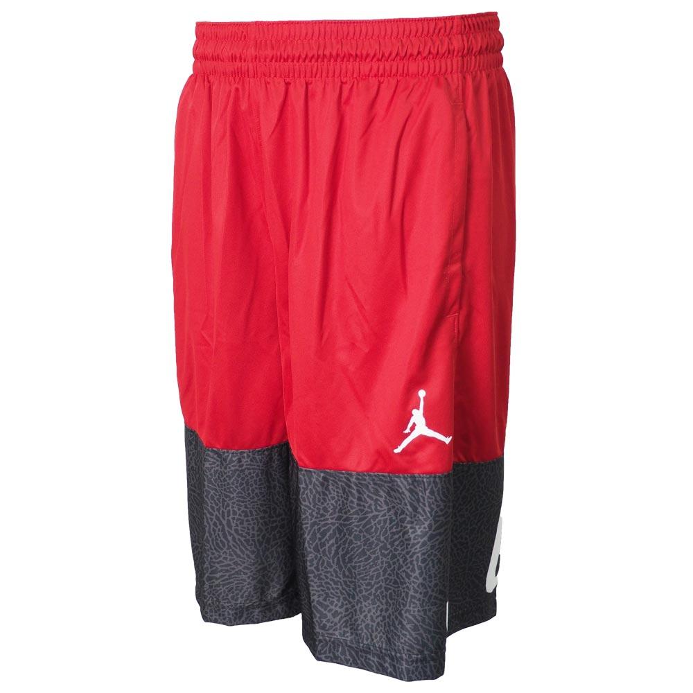 ジョーダン/JORDAN ブロック ショーツ メンズ Red/Black AJ6559-687