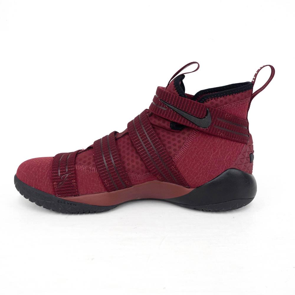 Nike Revlon  NIKE LEBRON LeBron James shoes   basketball shoes LEBRON  SOLDIER XI SFG Revlon soldier Red Black 897 126db820ebd8