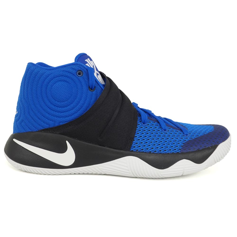 on sale 02cdd dd9cb Nike chi Lee /NIKE KYRIE chi Lee Irving chi Lee 2 basketball shoes / shoes  KYRIE 2 Hyper Cobalt/White-Black 819,583-444