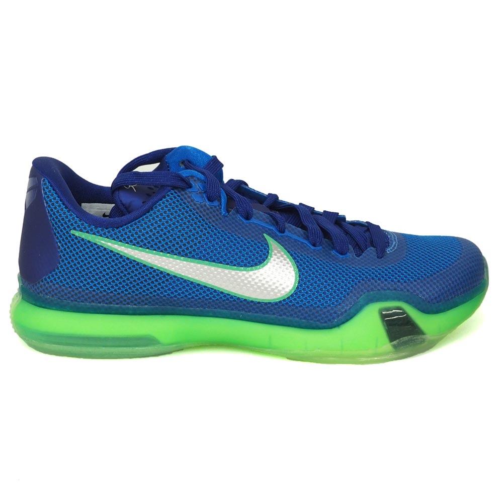 new style 85c44 76233 Nike Corby  NIKE KOBE Kobe Bryant Corby 10 basketball shoes   shoes KOBE X  blue ...