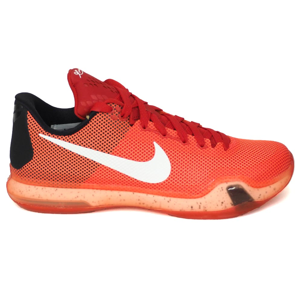9e042c0156b5 Nike Corby  NIKE KOBE Kobe Bryant Corby 10 basketball shoes   shoes KOBE X  red   orange 705