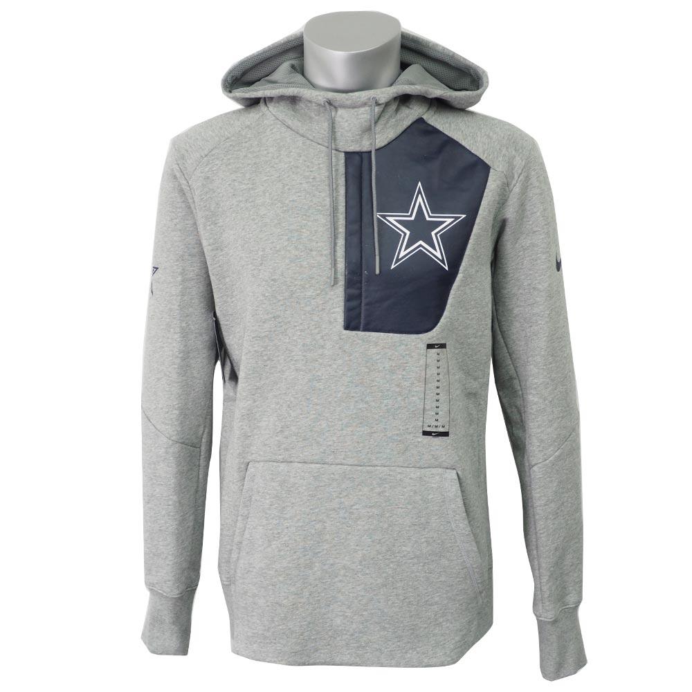 finest selection 4e406 861c5 NFL Cowboys parka / フーディー 17 fly fleece Nike /Nike gray