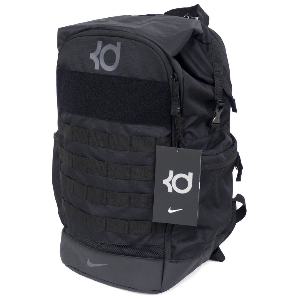 67fd510e0ff0 Nike KD NIKE KD Kevin Durant backpack   rucksack Trey 5 black   アンスラサイト  BA5389-010 rare item