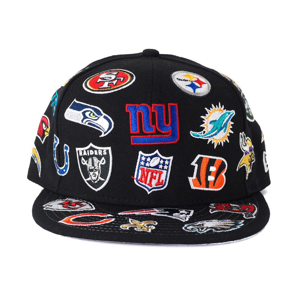 ... low price nfl cap hat oar team logo new gills new era black b3403 54032 d7386eb78a6