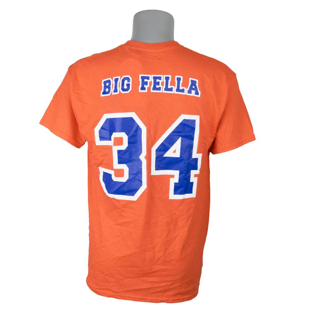 カイリー 新作続 アービング選手主演 超安い Uncle Drew のTシャツ アンクル ドリュー ネーム #34 Harlem Big OCSL Buckets Fella ナンバー