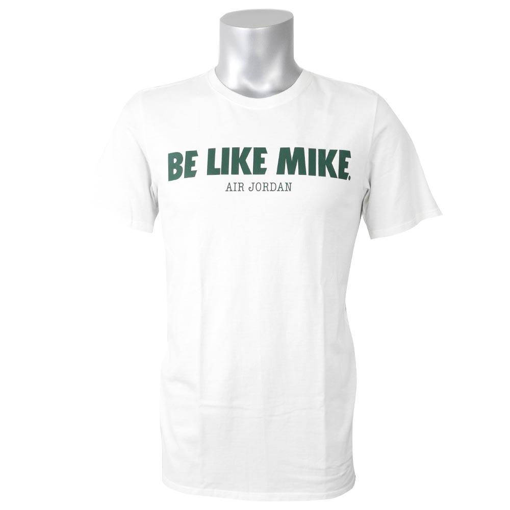 ナイキ ジョーダン/NIKE JORDAN Tシャツ 半袖 レトロ6 ビーライクマイク ホワイト AJ1161-100【1910価格変更】