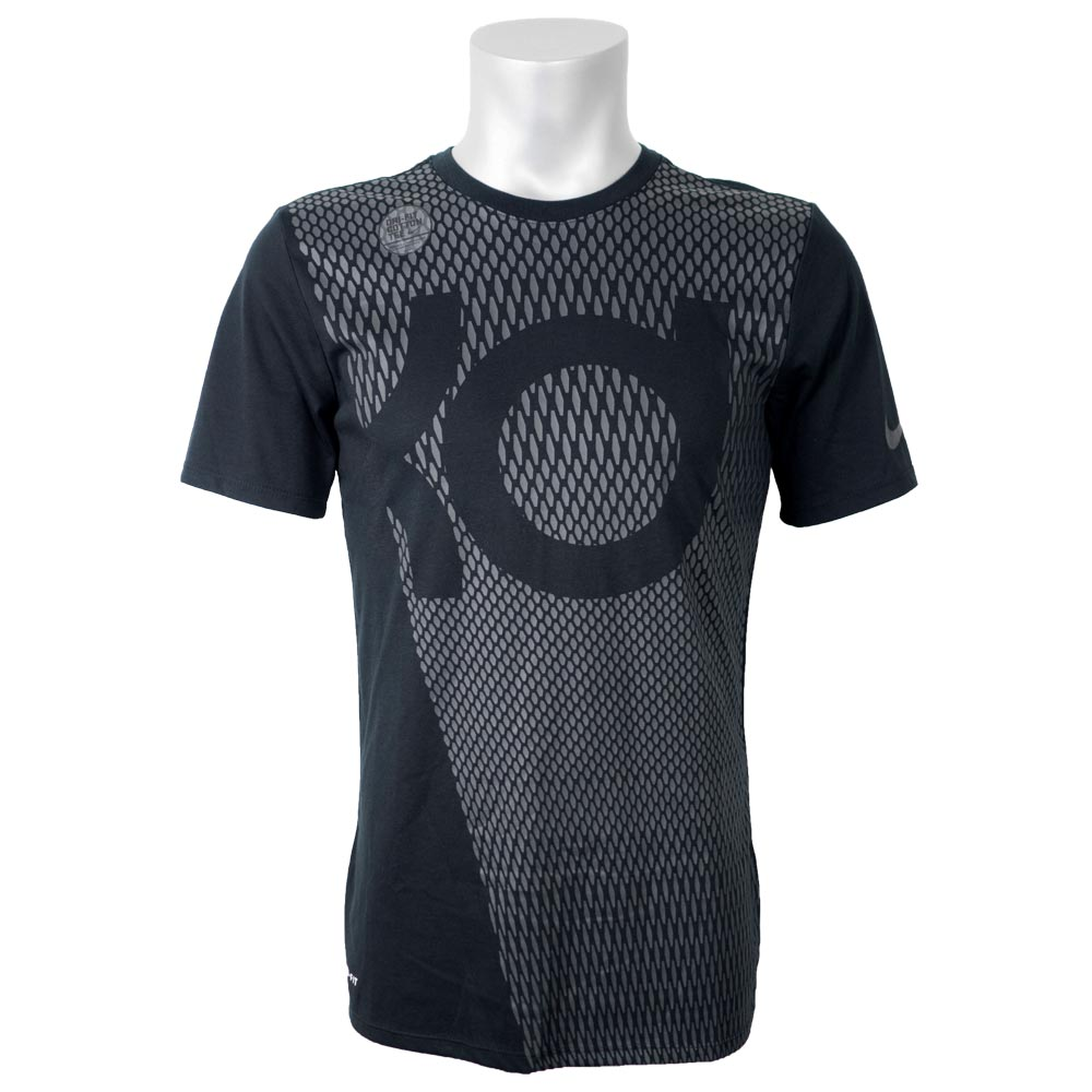 e1a8e2874b KD Kevin Durant T-shirt short sleeves KD dry fitting Nike  Nike black  917